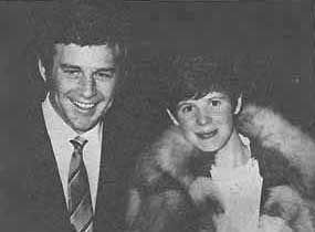 James Stacy James Stacey and Kim Darby