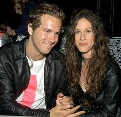 Alanis Morissette  and Ryan Reynolds