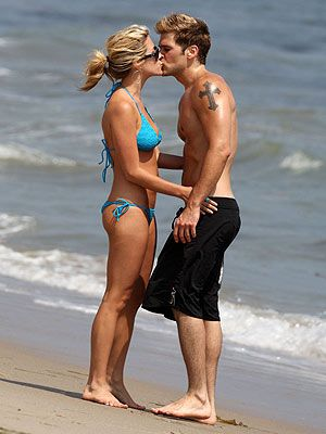 Nick Zano  and Kristin Cavallari