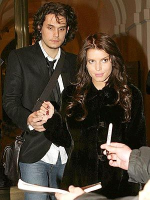 John Mayer Jessica Simpson and