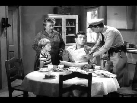 Frances Bavier - The Andy Griffith Show