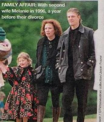 Sean Bean Melanie Hill and