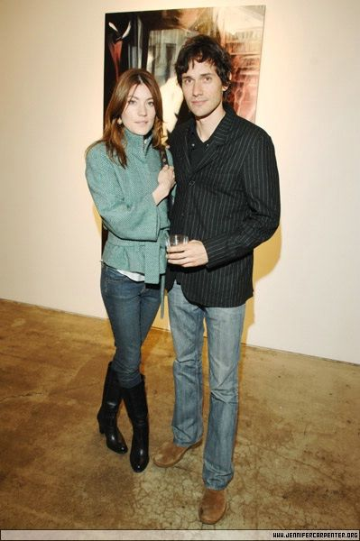 Christian Camargo Jennifer Carpenter and