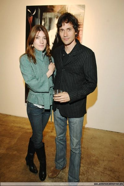 Jennifer Carpenter  and Christian Camargo
