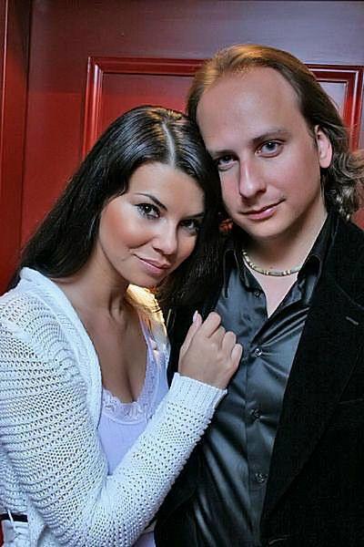 Dariusz Krupa Edyta Gorniak and