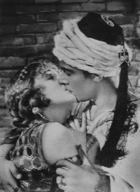 Rudolph Valentino Son of the Sheik