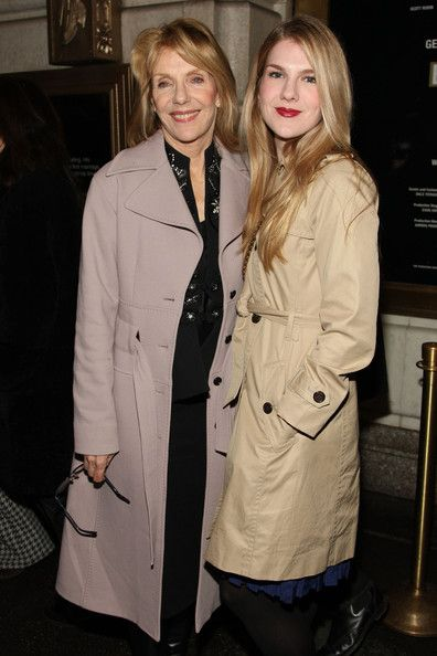 Jill Clayburgh Jill with daughter Lilly