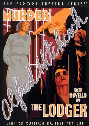 The Lodger: A Story of the London Fog (1927) Poster
