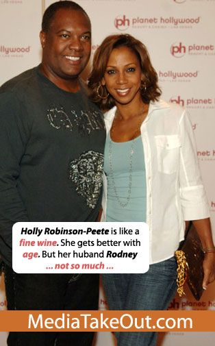 Holly Robinson Peete Holly Robinson-Peete