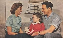 Gene Kelly Betsy Blair and