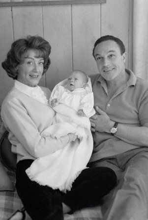 Gene Kelly and Jeanne Coyne