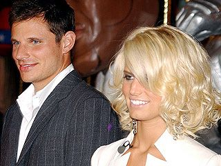 Nick Lachey Jessica Simpson and