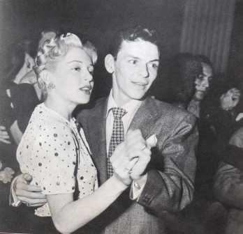 Frank Sinatra  and Lana Turner
