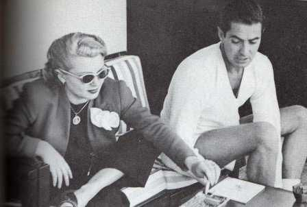 Tyrone Power Lana Turner and