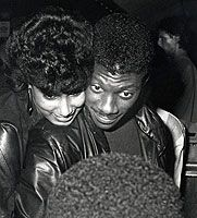 Eddie Murphy  and Lisa Figueroa