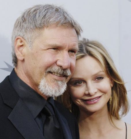 Harrison Ford Calista Flockhart and