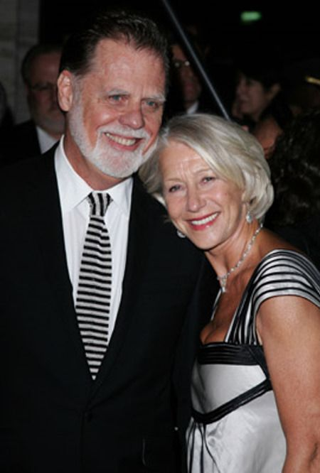 Taylor Hackford Helen Mirren and