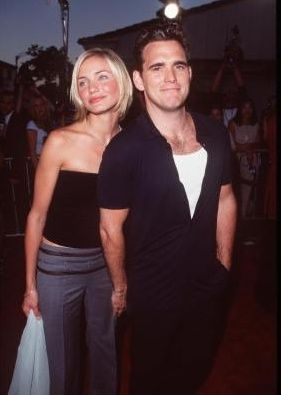 Matt Dillon Cameron Diaz and