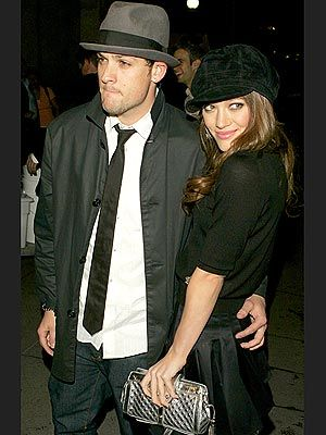 Joel Madden Hilary Duff and