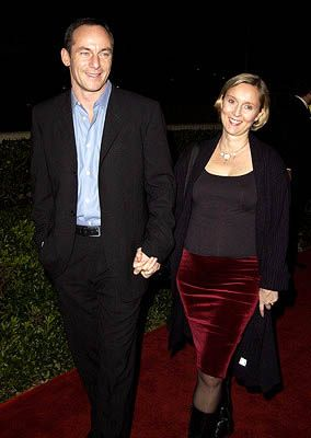 Jason Isaacs Emma Hewitt and