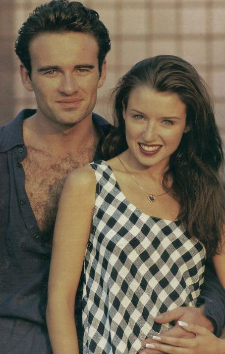Julian McMahon Dannii Minogue and