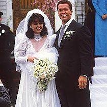 Maria Shriver Arnold Schwarzenegger and