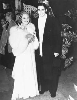 Tyrone Power Sonja Henie and