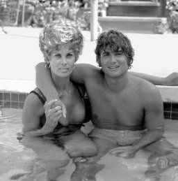 Michael Landon Marjorie Lynn Noe and