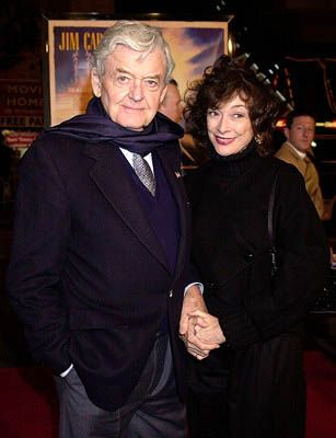 Dixie Carter  and Hal Holbrook
