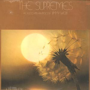 The Supremes Produced And Arranged By Jimmy Webb
