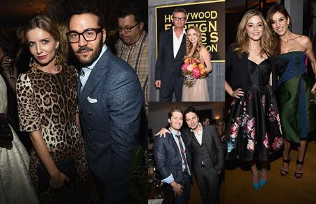 Inside the First Golden Globes Party of the Year: Emily Ratajkowski, Sarah Hyland, Lizzy Caplan (Photos)
