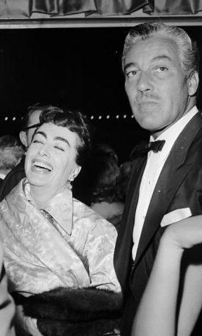 Cesar Romero Joan Crawford and