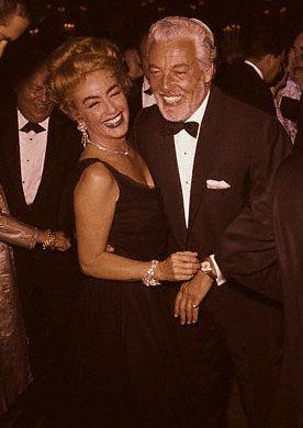 Cesar Romero Joan Crawford and