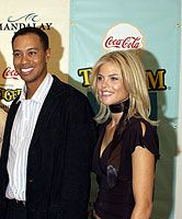 Elin Nordegren Tiger Woods and