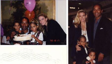 Nicole Brown Simpson  and O.J. Simpson