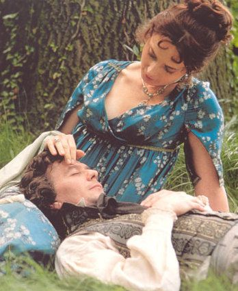 Gary Oldman  and Isabella Rossellini in Immortal Beloved (1994)