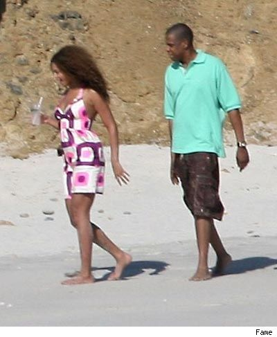 Jay-Z Beyonce Knowles and