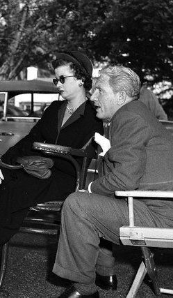 Joan Bennett  and Spencer Tracy