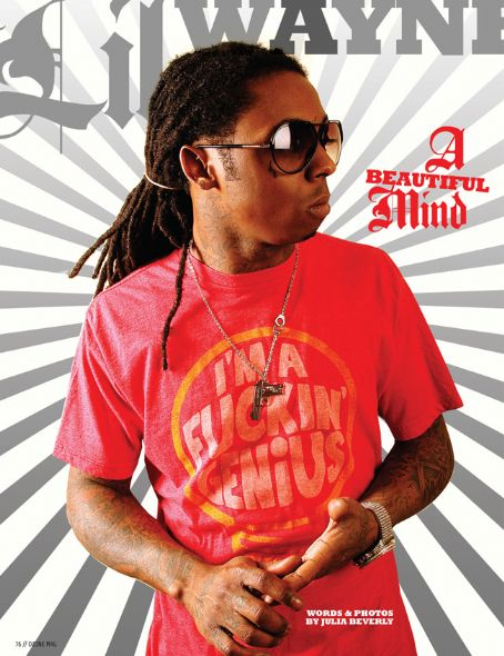 Lil' Wayne Lil Wayne Ozone Mag