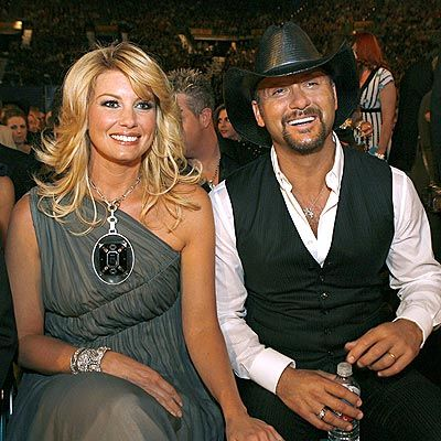 Tim McGraw Faith Hill and
