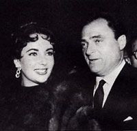 Michael Todd Elizabeth Taylor and