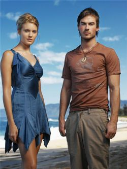 Ian Somerhalder Maggie Grace and