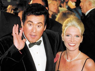 Kathleen McCrone Wayne Newton and