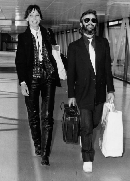 Shelley Duvall  and Ringo Starr