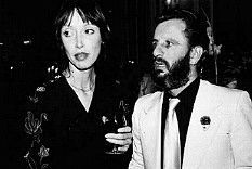Ringo Starr Shelley Duvall and