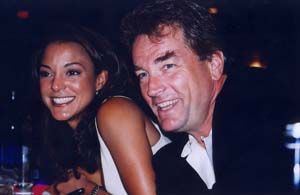 John Callahan Eva LaRue and
