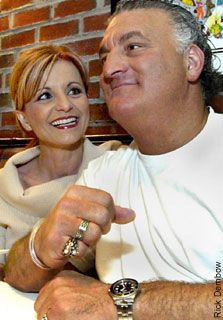 Joey Buttafuoco and Evanka Franjko