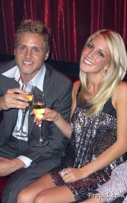 Heidi Montag Spencer Pratt and