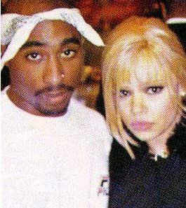 Faith Evans Tupac Shakur and