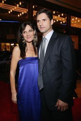 Eric Bana  and Rebecca Gleeson